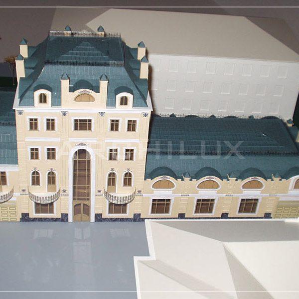 Проект офисного здания, Киев