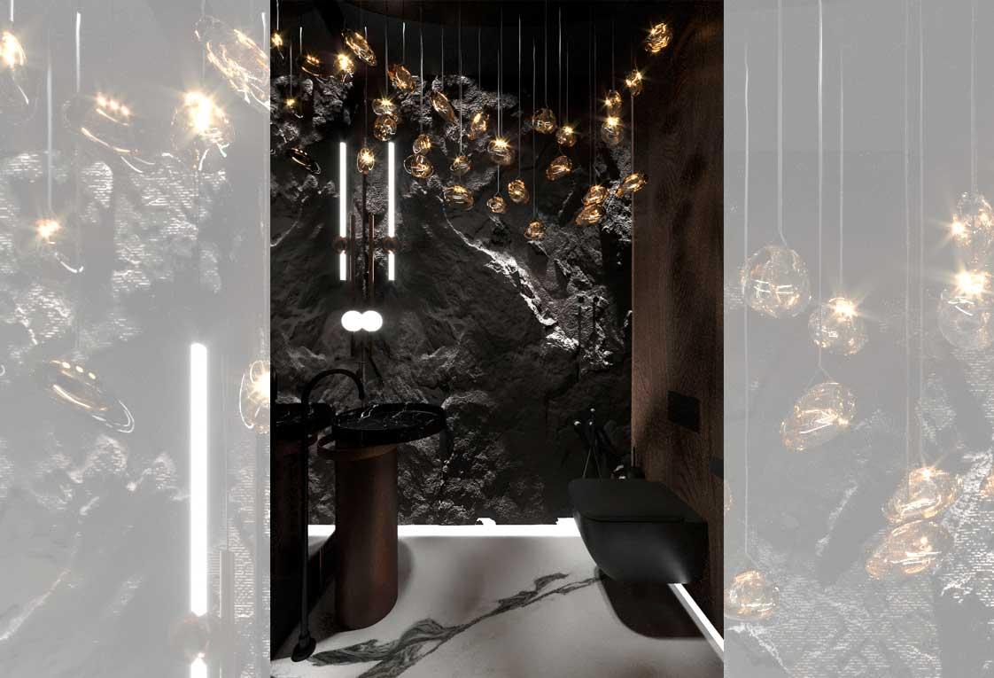 Дизайн интерьера квартиры -Визуализация санузла — 05