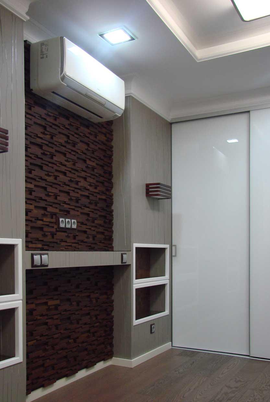 Дизайн комнаты, перепланировка квартиры-19