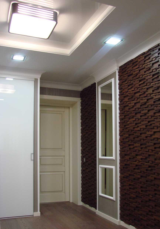 Дизайн квартиры в современном стиле-20