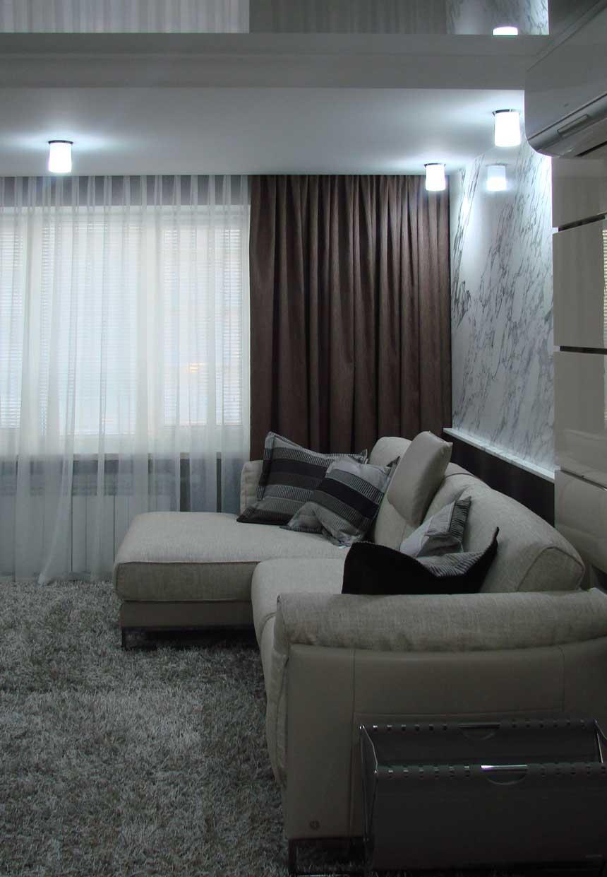 Дизайн интерьера гостиной-02