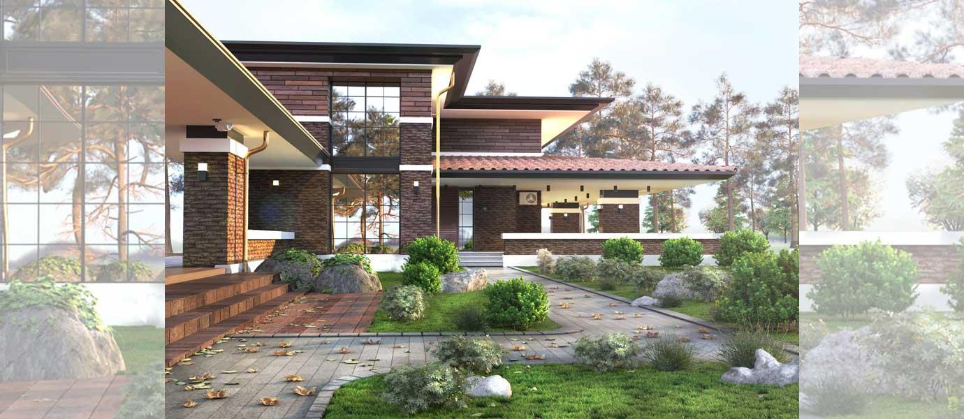 Архитектурное проектирование для проекта дома